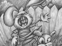 Не будите зайца на рассвете