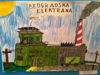 Белградская электростанция будущего!