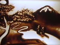 Біля підніжжя гори Фудзіяма