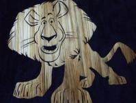Веселий лев