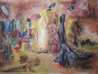 В пламени (без названия)