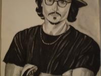 Джонни Депп. Портрет