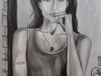 Портрет девушки (без названия)