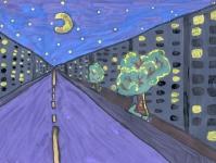 Ночной проспект