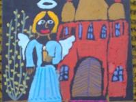 Рождественская открытка - 1
