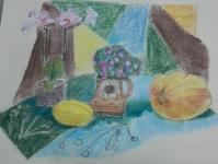 Осінній натюрморт