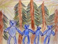 Синие медведи