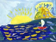 Золоте сонце Хортиці