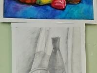 Два натюрморта