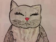 Мой Котик-Мурчик