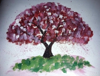 Дерево детских мечтаний