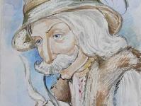 Старенький козак