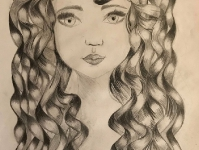 Портрет дівчини