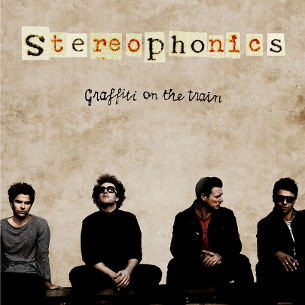 Stereophonics - Graffiti on the Train Album artwork